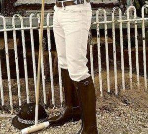 botas equitacion hombre