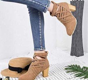zapatos cuero mujer