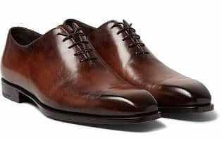 calzado oxford