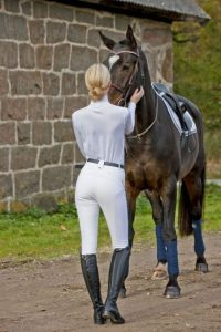 botas equitacion mujer